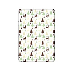 Reindeer Tree Forest Ipad Mini 2 Hardshell Cases by patternstudio