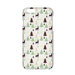 Reindeer Tree Forest Apple Iphone 6/6s Hardshell Case by patternstudio