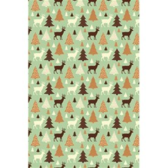 Reindeer Tree Forest Art 5 5  X 8 5  Notebooks by patternstudio