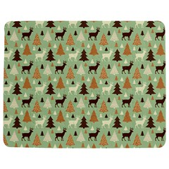 Reindeer Tree Forest Art Jigsaw Puzzle Photo Stand (rectangular) by patternstudio