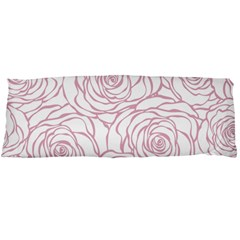 Pink Peonies Body Pillow Case (dakimakura) by 8fugoso