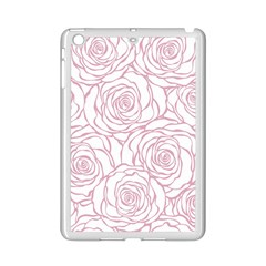 Pink Peonies Ipad Mini 2 Enamel Coated Cases by 8fugoso