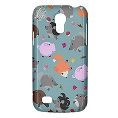 Little Round Animal Friends Galaxy S4 Mini by allthingseveryday