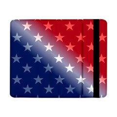 America Patriotic Red White Blue Samsung Galaxy Tab Pro 8 4  Flip Case by Celenk