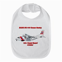 Eads Hc 144 Ocean Sentry Coast Guard Aviator  Bib by allthingseveryday
