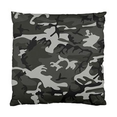 Camouflage Pattern Disguise Army Standard Cushion Case (two Sides)