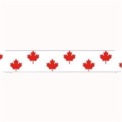 Maple Leaf Canada Emblem Country Small Bar Mats by Celenk