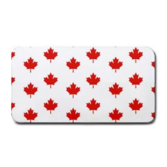Maple Leaf Canada Emblem Country Medium Bar Mats