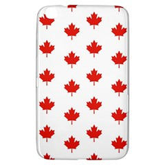 Maple Leaf Canada Emblem Country Samsung Galaxy Tab 3 (8 ) T3100 Hardshell Case  by Celenk