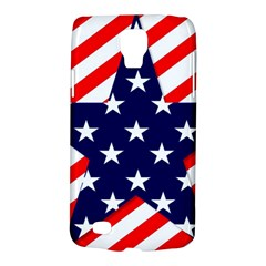 Patriotic Usa Stars Stripes Red Galaxy S4 Active