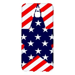 Patriotic Usa Stars Stripes Red Samsung Galaxy S8 Plus Hardshell Case