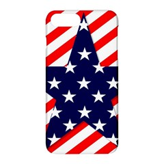 Patriotic Usa Stars Stripes Red Apple Iphone 8 Plus Hardshell Case by Celenk