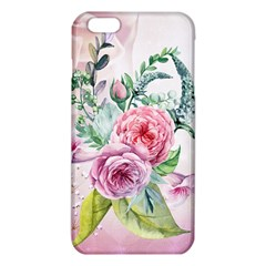 Flowers And Leaves In Soft Purple Colors Iphone 6 Plus/6s Plus Tpu Case by FantasyWorld7