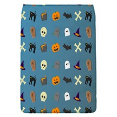 Halloween Cats Pumpkin Pattern Bat Flap Covers (s)  by Celenk