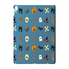 Halloween Cats Pumpkin Pattern Bat Apple Ipad Pro 10 5   Hardshell Case by Celenk