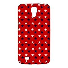 Patriotic Red White Blue Usa Samsung Galaxy Mega 6 3  I9200 Hardshell Case by Celenk