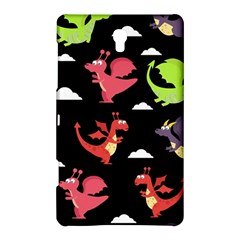 Cute Flying Dragons Samsung Galaxy Tab S (8 4 ) Hardshell Case  by allthingseveryday