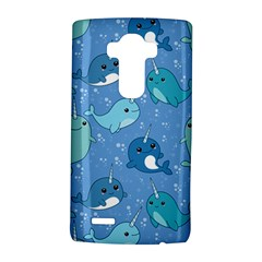 Cute Narwhal Pattern Lg G4 Hardshell Case by allthingseveryday