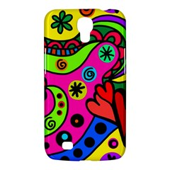 Seamless Tile Background Abstract Samsung Galaxy Mega 6 3  I9200 Hardshell Case by Celenk