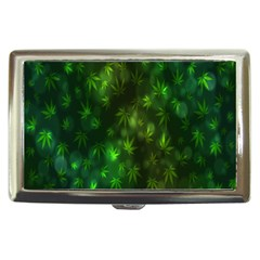 Bokeh Background Texture Marijuana Cigarette Money Cases by Celenk