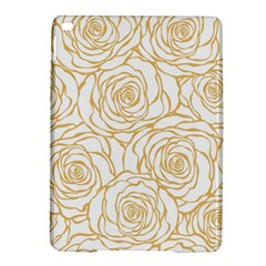 Yellow Peonies Ipad Air 2 Hardshell Cases by 8fugoso