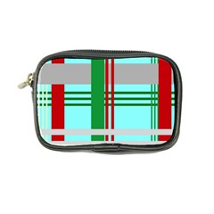Christmas Plaid Backgrounds Plaid Coin Purse