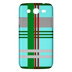 Christmas Plaid Backgrounds Plaid Samsung Galaxy Mega 5 8 I9152 Hardshell Case  by Celenk