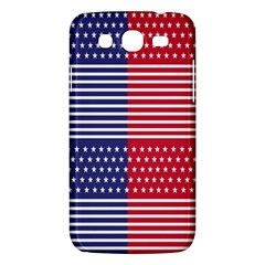 American Flag Patriot Red White Samsung Galaxy Mega 5 8 I9152 Hardshell Case  by Celenk