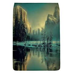 Yosemite Park Landscape Sunrise Flap Covers (s)  by Celenk
