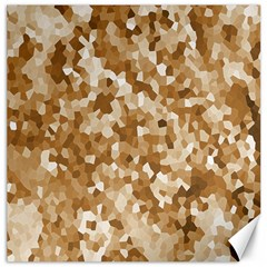 Texture Background Backdrop Brown Canvas 20  X 20
