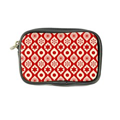 Ornate Christmas Decor Pattern Coin Purse
