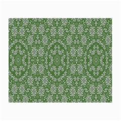 Art Pattern Design Holiday Color Small Glasses Cloth by Celenk