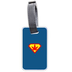 Super Dealer Luggage Tags (two Sides) by PodArtist