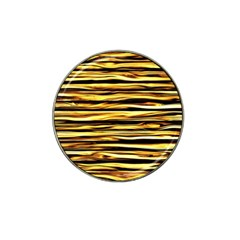 Texture Wood Wood Texture Wooden Hat Clip Ball Marker (10 Pack) by Celenk