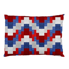 Texture Textile Surface Fabric Pillow Case (two Sides)