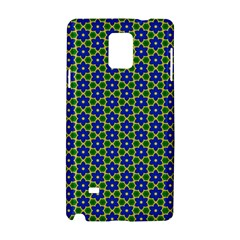 Texture Background Pattern Samsung Galaxy Note 4 Hardshell Case by Celenk