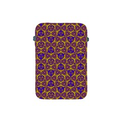 Sacred Geometry Hand Drawing 2 Apple Ipad Mini Protective Soft Cases by Cveti