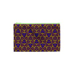 Sacred Geometry Hand Drawing 2 Cosmetic Bag (xs) by Cveti