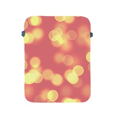 Soft Lights Bokeh 4b Apple Ipad 2/3/4 Protective Soft Cases by MoreColorsinLife