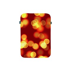Soft Lights Bokeh 4 Apple Ipad Mini Protective Soft Cases by MoreColorsinLife