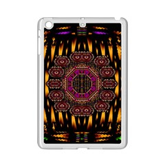 A Flaming Star Is Born On The  Metal Sky Ipad Mini 2 Enamel Coated Cases by pepitasart