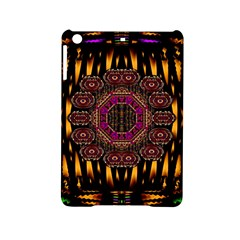 A Flaming Star Is Born On The  Metal Sky Ipad Mini 2 Hardshell Cases by pepitasart