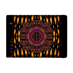 A Flaming Star Is Born On The  Metal Sky Ipad Mini 2 Flip Cases by pepitasart