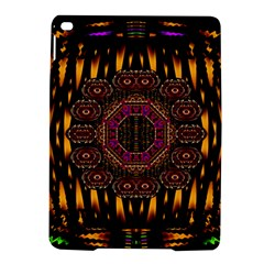 A Flaming Star Is Born On The  Metal Sky Ipad Air 2 Hardshell Cases by pepitasart