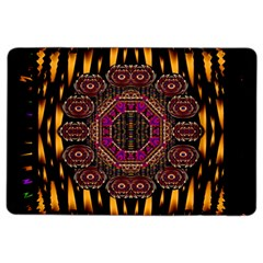 A Flaming Star Is Born On The  Metal Sky Ipad Air 2 Flip by pepitasart