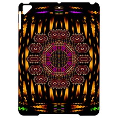 A Flaming Star Is Born On The  Metal Sky Apple Ipad Pro 9 7   Hardshell Case by pepitasart