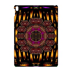 A Flaming Star Is Born On The  Metal Sky Apple Ipad Pro 10 5   Hardshell Case by pepitasart