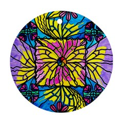 Beltane   Round Ornament (two Sides)