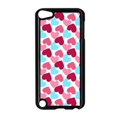Bold Valentine Heart Apple Ipod Touch 5 Case (black) by allthingseveryday