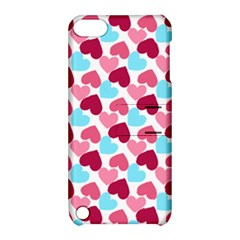 Bold Valentine Heart Apple Ipod Touch 5 Hardshell Case With Stand by allthingseveryday